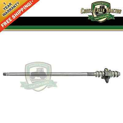 D2NN3A710D NEW Ford Tractor Worm Shaft, Manual or Power Steering 4000 4600 3500+