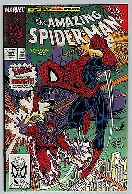 Amazing Spider-Man #327 1989 (C6234) 1st Series Acts of Vengeance