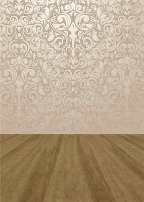 Classic Photo Backdrops Child Wooden Floor Photography Background Vinyl 5X7ft