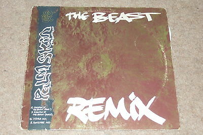 Palm Skin Productions ‎– The Beast (Remix)       1994   MO WAX RECORDS!!