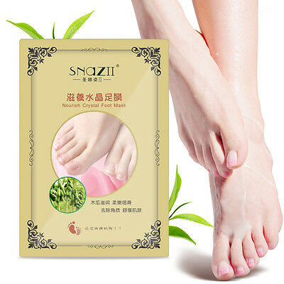 Foot Mask Relief Remove Dead Skin Socks Pedicure Peeling For Feet Care Beauty