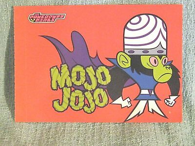 The Powerpuff Girls-Cartoon Network-2000-Mailable-Postcard-The Day is Saved-Mojo