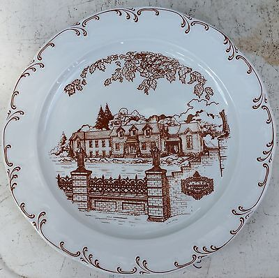 Devonsleigh Place, Toronto, Ontario, Restaurant Plate by Rosenthal