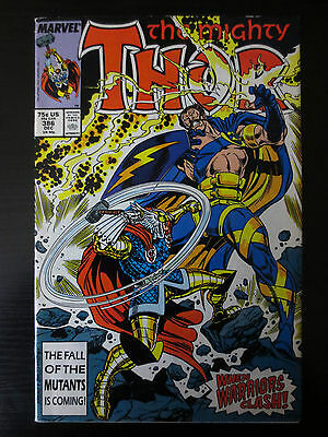 THE MIGHTY THOR #386 FN Avengers (C0165)