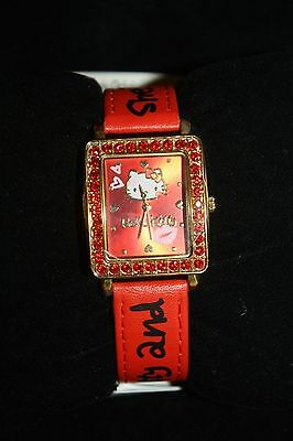 Sanrio Hello Kitty Watch msrp: $90.00
