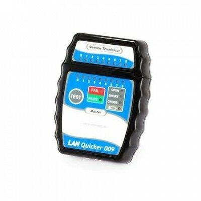 Quick RJ-45 Network Cable Tester. Free Shipping