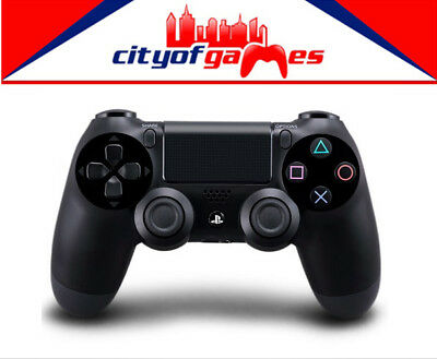 Genuine PS4 DualShock 4 Black Wireless Controller Brand New In Stock
