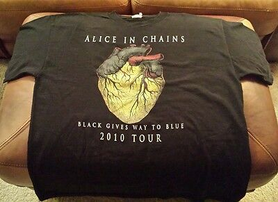 RARE Alice In Chains Tour Shirt
