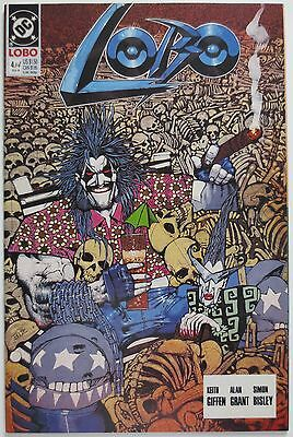 Lobo #4 (Feb 1991, DC) #4 of 4 Mini Series (C2948)