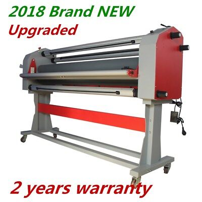 """110V 60"""" Economical Full-auto Low Temp Large Format Cold Laminator US Stock NEW"""