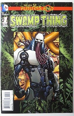 Swamp Thing: Futures End #1 (November 2014, DC) One-Shot The New 52 (C4023)