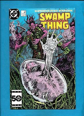 Swamp Thing #39 DC Comics August 1985 Alan Moore Bissette Totleben