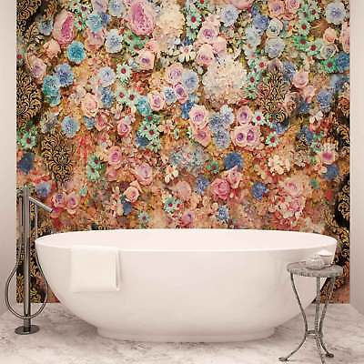 WALL MURAL PHOTO WALLPAPER XXL Flowers Design (3132WS)