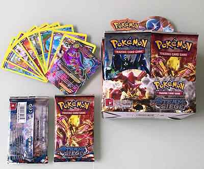 New Pokemon TCG Game Card,36packs /box Cards  Mega Kids Funny Game wholesale