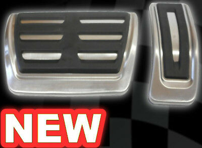 Sport Pedal Covers Cover For Audi A4 B8 A6 C6 C7 A5 A7 Q5 Automatic Fuel Brake