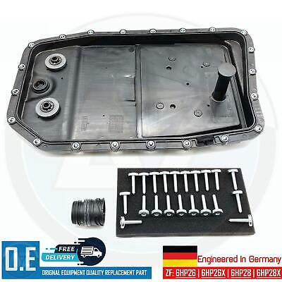 6Hp26 6Hp28 6Hp26X 6Hp28X Automatic Transmission Gearbox Sump Pan Seal Filter