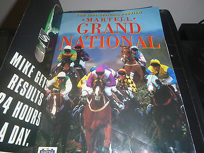 1994 Grand National Preview Magazine By Racing Classics Magazine