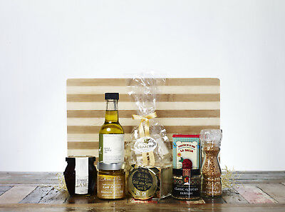 Gourmet Food Christmas Gift Hamper - For The Foodies