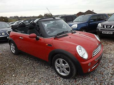 2006 MINI Convertible 1.6 One 2dr