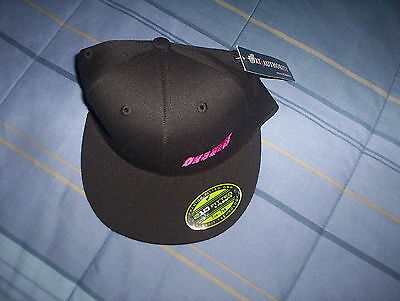Braaap Motorcyles Fitted Hat-New-Tags 7 1/4- 7 5/8