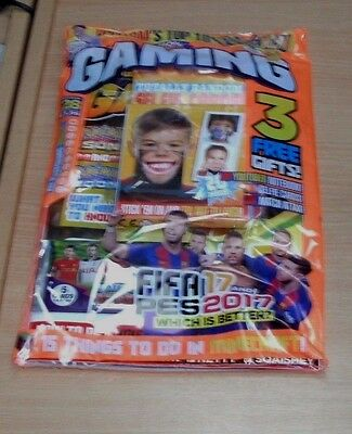110% Gaming magazine #28 + Selfie Cards, Youtuber Notebook & Match Attax Cards