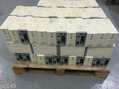 JOB LOT x 114 APC UPS Back-UPS CS 650VA 400W 240V BK650EI  | COLLECTION ONLY