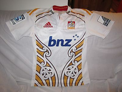 Waikato Chiefs Super Rugby Jersey Medium