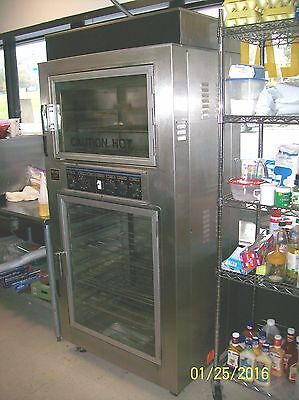 NuVu SUB123 Convection Oven and Proofer Combo