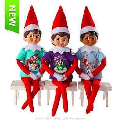 Elf on the Shelf: A Christmas Tradition Couture Sweet Tees Multipack