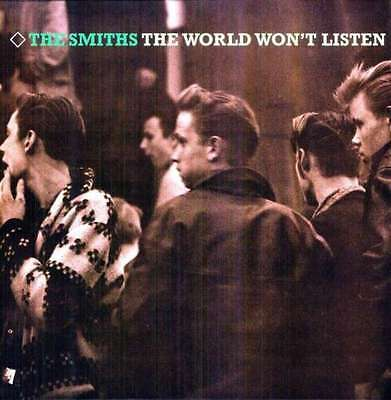 THE SMITHS ~ THE WORLD WONT LISTEN ~ 2 x 180gsm VINYL LP ~ *NEW AND SEALED*