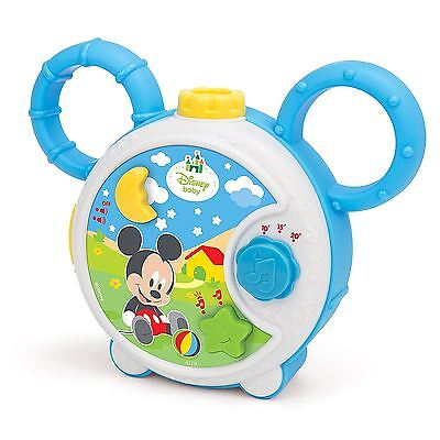 Disney Baby Mickey Mouse Musical Projector Official Baby Night Light Mobile