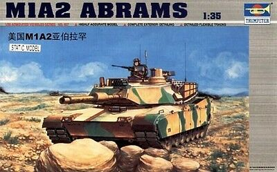 Trumpeter 00337 M1A2 Abrams 1/35