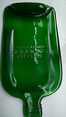 Gordon's Dry Gin Melted Flattened Bottle Art
