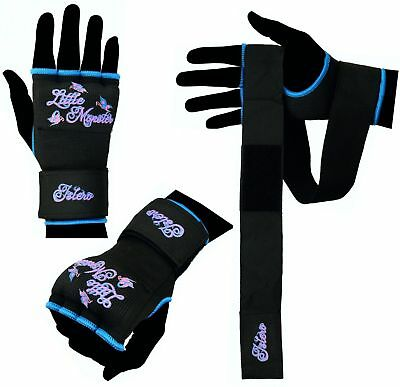 Islero Mujer Rosa Gel Guantes MMA Kick Boxing Muay Thai Artes Marciales