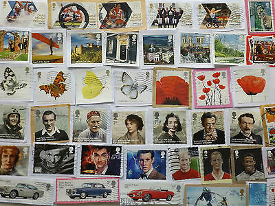 118g GB commem stamps :  ALL DIFFERENT : enormous variety : Buy It Now