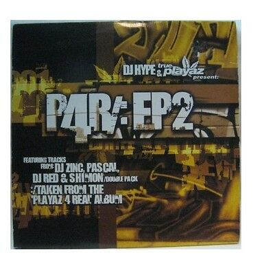 "DJ Hype/True Playaz Present EP 2 - Drum and Bass Jungle 12"" x 2 Vinyl"
