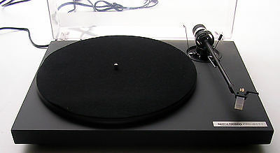 Vintage Retro Rare Remy A.thorens Pro Ject 1 Record Player Turntable Hi-Fi.
