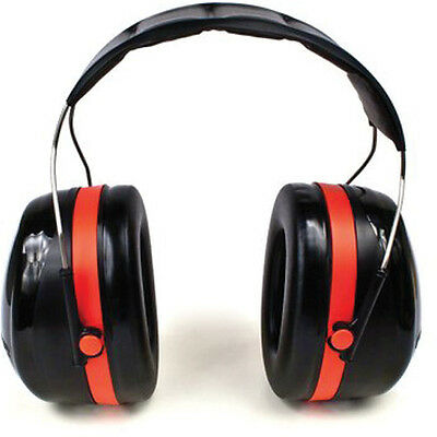 3M Peltor Optime 105 H10A Earmuffs hearing protection Anti Noise