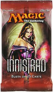 """Magic the Gathering Bustina/Booster Pack """"Innistrad"""" italiano (ITA) – Wizards..."""