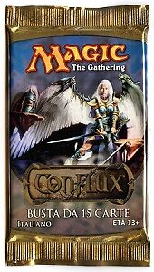 """Magic the Gathering Bustina/Booster Pack """"Conflux"""" italiano (ITA) – Wizards o..."""