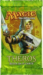 """Magic the Gathering Bustina/Booster Pack """"Theros"""" italiano (ITA) – Wizards of..."""