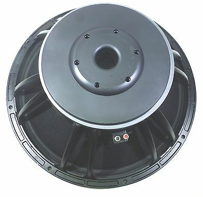 "LASE 21LW - 2400  21""(550mm) Low Frequency Woofer Speaker 5"" Voice Coil 8 Ohms"