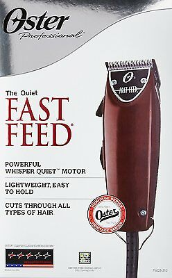 Oster Professional Fast Feed Clipper with Adjustable Blade Model #76023-510