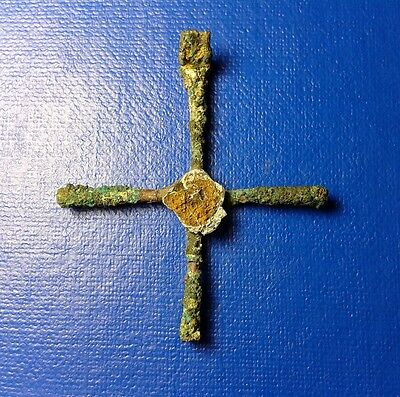 Ancient Byzantine Cross. • CAD $10.07