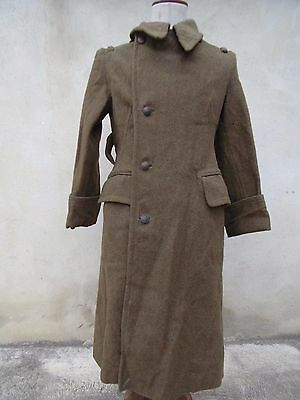 1940'S ORIGINAL French Infantry Colonial Troop Coat Mle 1941