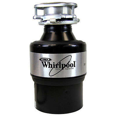 Whirlpool Amb783 3/5 Hp By Insinkerator Disposer  220 Volts 50 Hz Export Only
