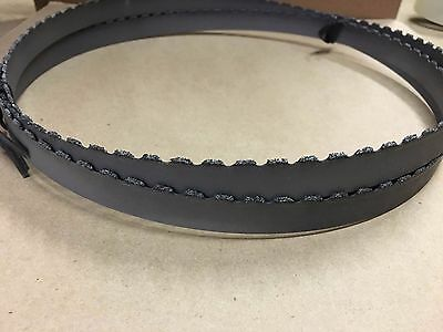 "93"" (7'9"") X 3/4 X .032 Gulleted Carbide Grit Band Saw Blade Disston Usa"
