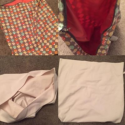 used cloth diapers, wet bags, inserts, RLR