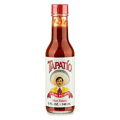 NEW Tapatio Hot Sauce 148ml