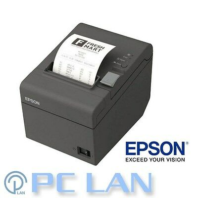 [OPEN BOX] EPSON TM-T20 Serial Port POS THERMAL RECEIPT PRINTER w/ Auto Cutter